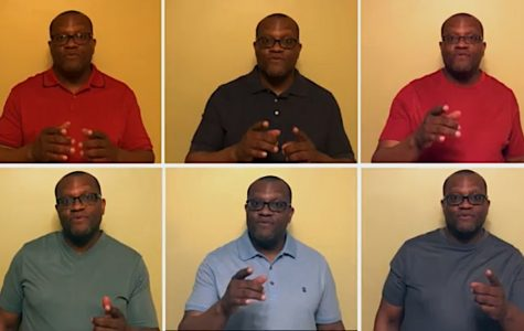 Flemons invests himself into acappella through YouTube