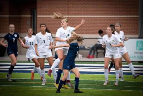 Girls soccer team builds positive atmosphere