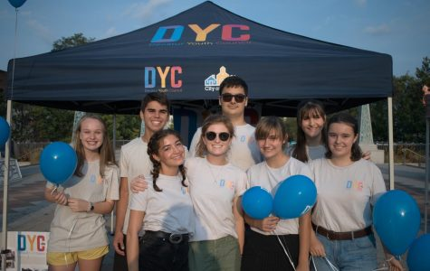 Decatur Youth Council Co-Hosts Concert on The Square