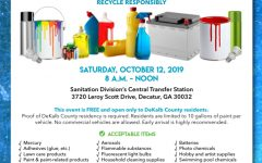 DCSD to host a hazardous waste recycling event