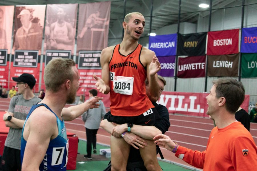 NCAA cancels National Track & Field Championships due to COVID-19 concerns