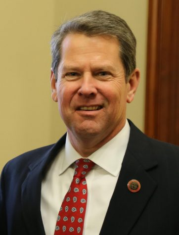 Georgia Gov. Brian Kemp (R) announced his plan to reopen Georgia businesses in a press conference on Monday.