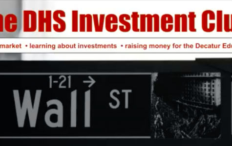 Decatur student starts Investment Club
