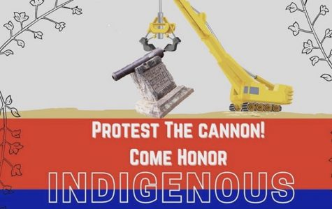 Beacon Hill organizes event honoring Indigenous People's day, protesting cannon monument