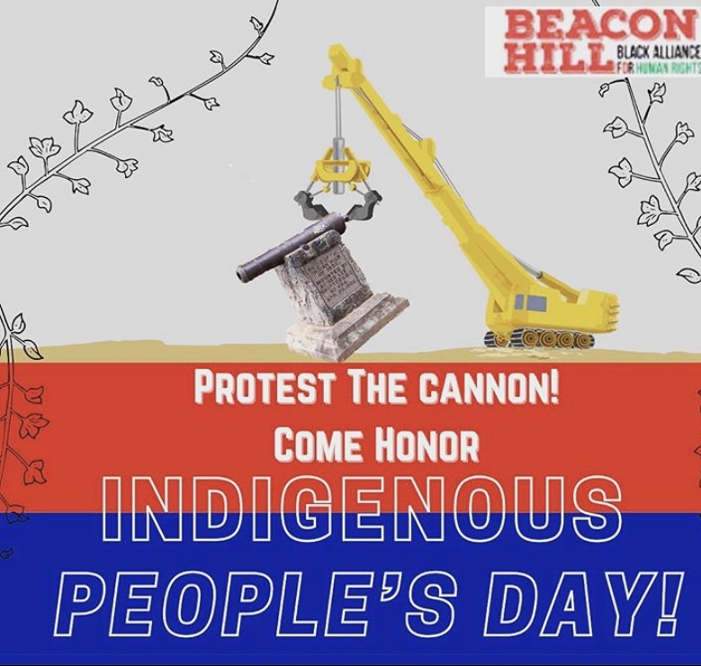 Beacon Hill organizes event honoring Indigenous People