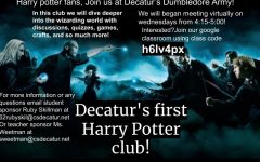 Sophomore starts Harry Potter club at DHS