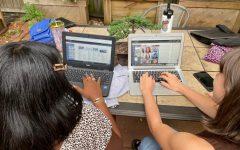 Yearbook Adjusts to Online Schooling
