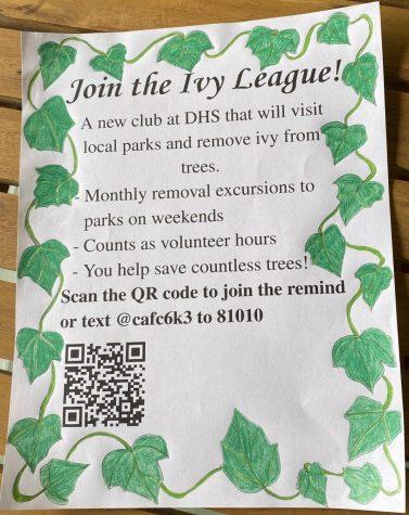 Juniors Start New Volunteering Club The Ivy League
