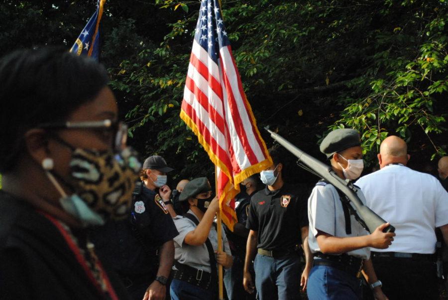 JROTC Memorializes 9/11 20 Years Later