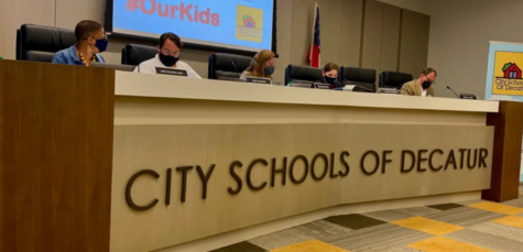 Decatur Board of Edutcation meets on September 14th to discuss Covid safety in CSD schools